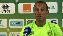 FOOT - L1 - FCNA - Der Zakarian : «Pérenniser le club en Ligue 1»