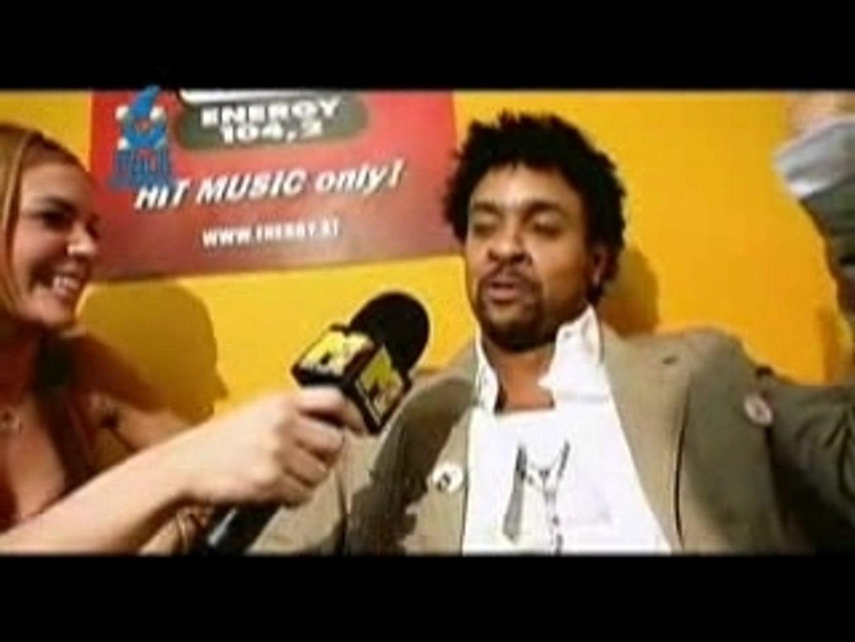 Shagg MTV Austria Interview