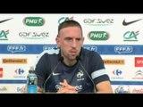 FOOT - BLEUS - Ribéry : «Complètement différent du Bayern»