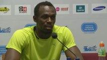 ATHLE - LD - BRUXELLES - Bolt : «J'ai fait de mon mieux !»