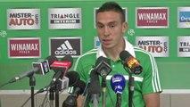 FOOT - L1 - ASSE - Erding : «Saint-Etienne est un grand club...»
