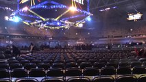 Inside Tele2 Arena in Stockholm for UFC on FOX 14