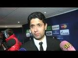 FOOT - C1 - PSG - Al-Khelaïfi : «Ibra mérite le Ballon d'Or»
