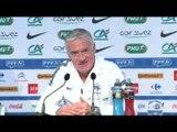 FOOT - BLEUS - Deschamps : «Valbuena encaisse»