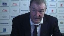 BASKET - PRO A - PL - Beugnot : «Les joueurs ne baissent pas la tête»