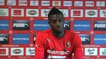 FOOT - L1 - SRFC - Bakayoko : «Je ne dois pas me dire que j'ai un statut au club»