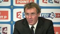 FOOT - C. LIGUE - PSG : Blanc «songe» à Barthez
