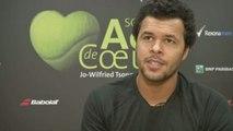 TENNIS - ATP - Tsonga : «Un Grand Chelem et la Coupe Davis»