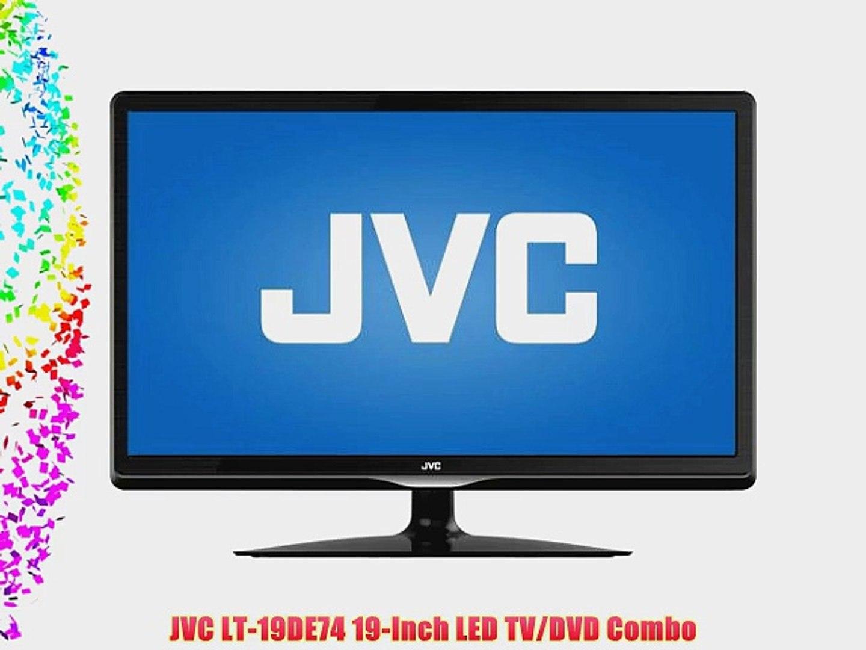 5cafcdd6d5fb JVC LT-19DE74 19-Inch LED TV/DVD Combo - video dailymotion