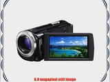 Sony HDR-CX260V High Definition Handycam 8.9 MP Camcorder with 30x Optical Zoom and 16 GB Embedded