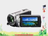 Sony HDR-PJ200 High Definition Handycam 5.3 MP Camcorder with 25x Optical Zoom and Built-in