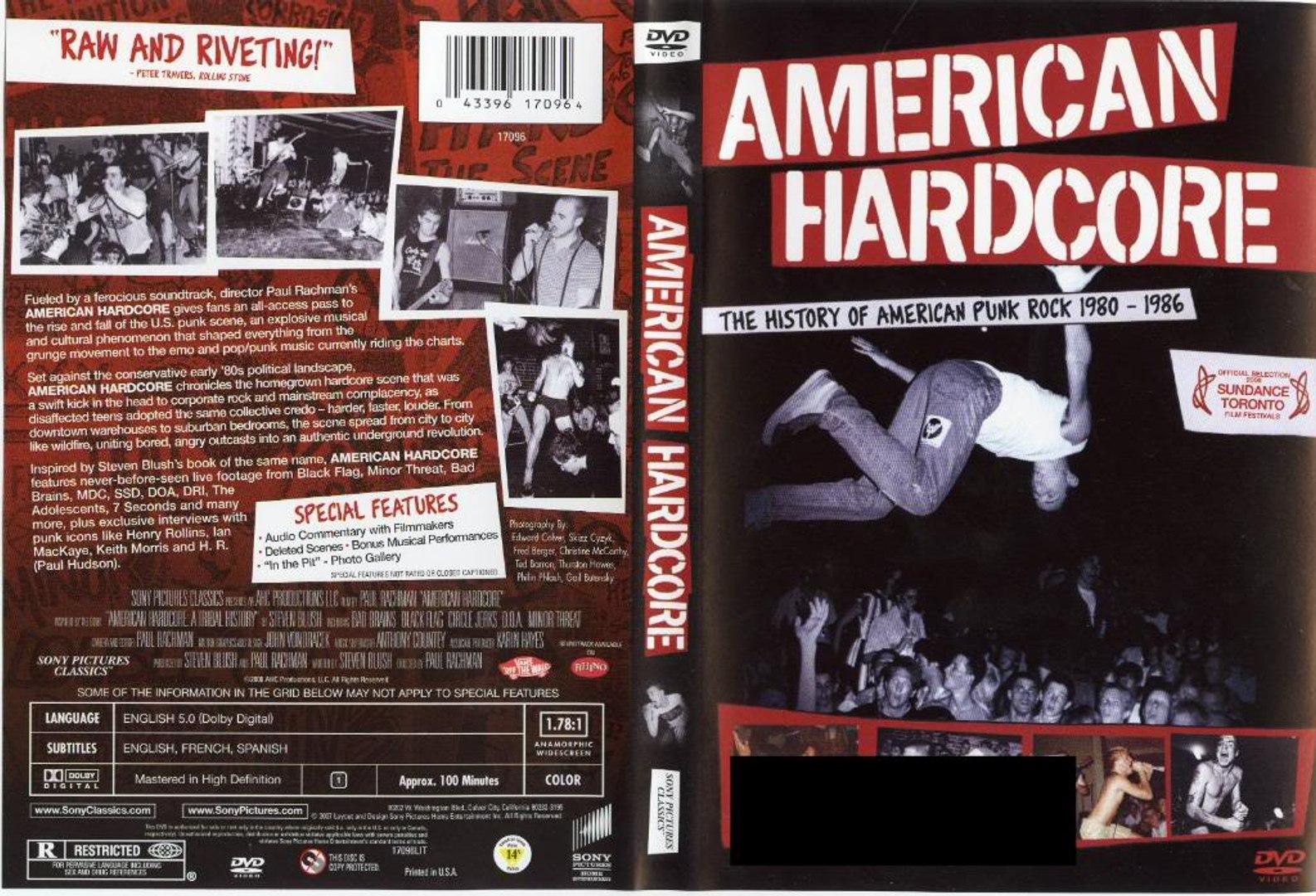 American Hardcore (2006) (sub. esp.)