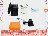 All in 1 Surf Mount Kit For For GoPro HD HERO3 GoPro HERO3  and GoPro AHDBT-201 AHDBT-301 Action