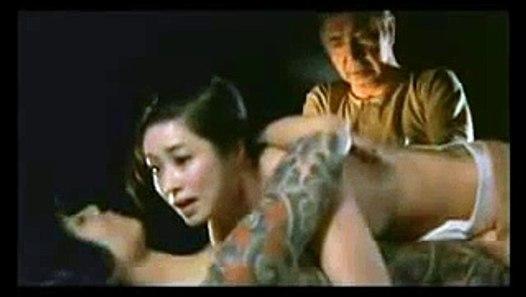 映画:宇津宮雅代ベッドシーン