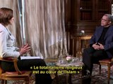 Entretien avec Yasmina Khadra sur les attentats de Paris  (vidéo)