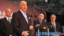 Sirha discours Laurent Fabius