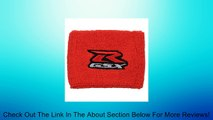 Suzuki GSXR Red Brake Reservoir Sock Cover Fits GSXR, GSX-R, 600, 750, 1500, 1300, Hayabusa, Katana, TL 1500, SV 650 Review