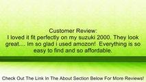 Suzuki Gsxr Gsx-R 600 750 Black Mirrors 2001 2002 2003 Gsxr600 Gsxr750 Review