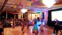 Aliya & Shehzad Pithi Dance - Dancing the Night Away