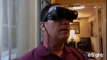 Esight - Electronic Glasses For Blind Persons