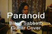 PARANOID - Black Sabbath (Guitar Cover)