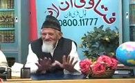 Talaaq Ka Masala - Aap Ahl e Hadees Hain Kya Hum aap say Fatwa Lay Saktay Hain - maulana ishaq urdu