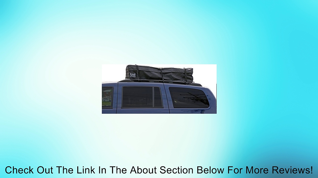 Extra Large Roof Top Cargo Carrier Review
