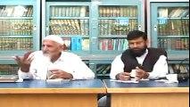 Kya Nabi Aur Rasool Qatal Ho Saktay hain - Qadiani Bhaion ka Mughalta- maulana ishaq urdu