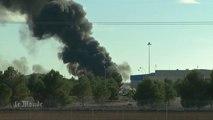 Crash d'un avion de chasse en Espagne : 11 morts, dont 9 Français