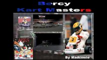 Tour de piste à Bercy en Super Karting sur Rfactor
