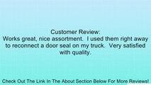 115 Pc. Nylon Pop Rivet Assortment GM Ford Chrysler VW Review