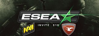 Natus Vincere vs mousesports CM.TV ESEA Invite S18 D2 www.cmtv.eu