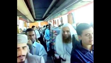 AMAZING Duo Quran Recitation on Bus By Haafiz