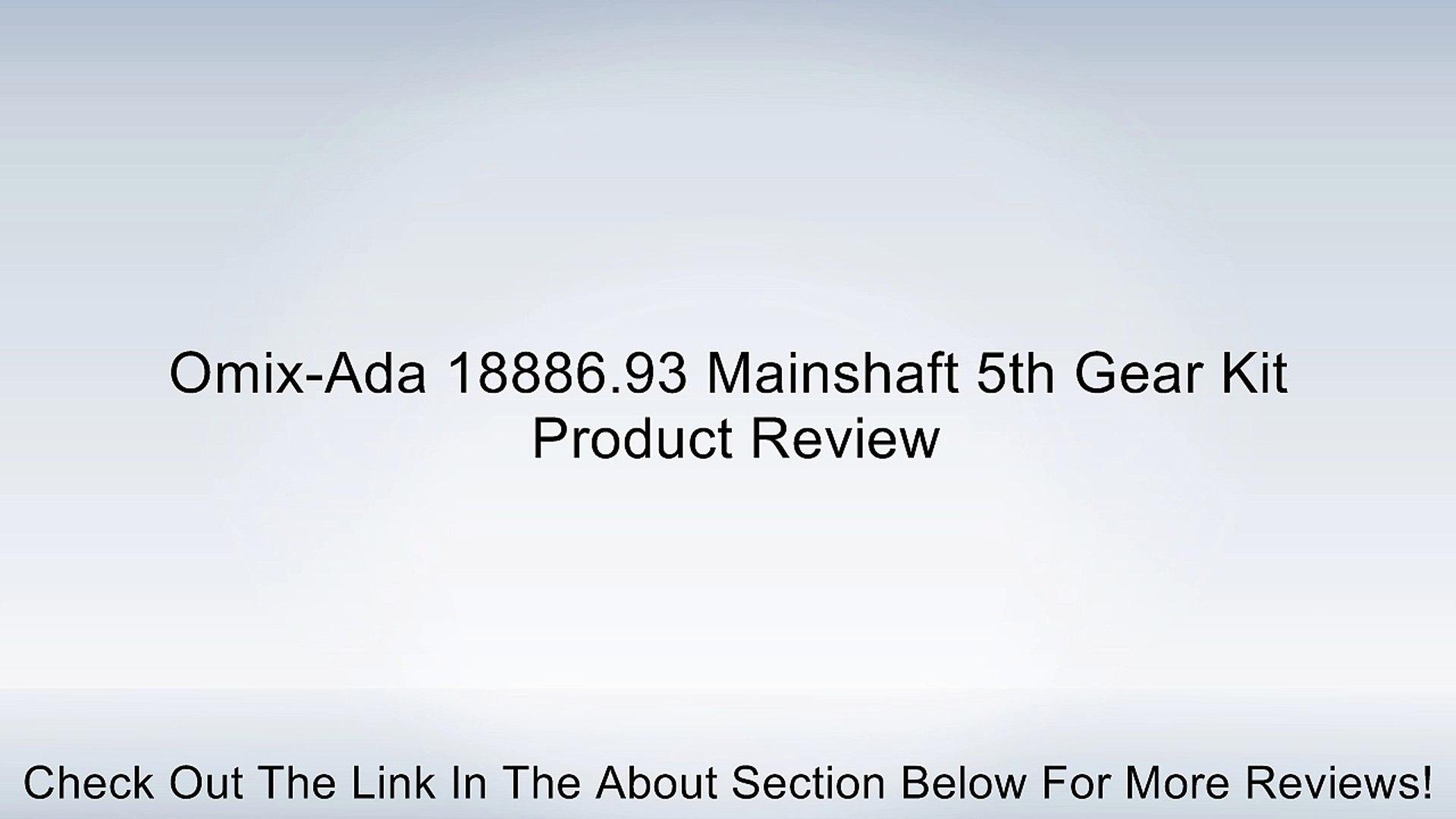 Omix-Ada 18886.93 Mainshaft 5th Gear Kit