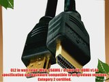 Arrowmounts AM-HD1.4a-50 50-Feet High Speed Performance 3D HDMI Cable Version with Ethernet
