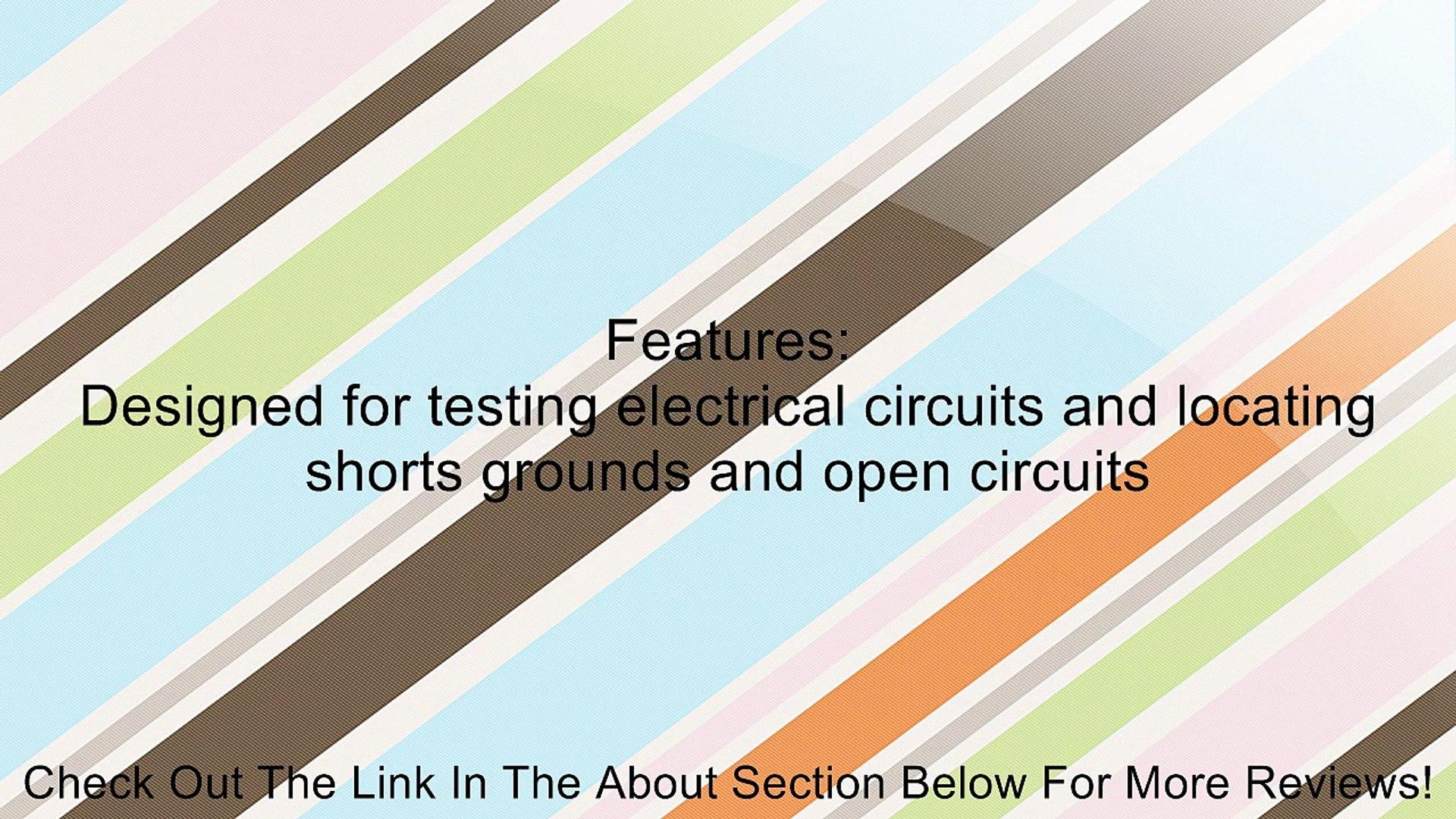 OTC 3642 12V 36V Truck Circuit Tester