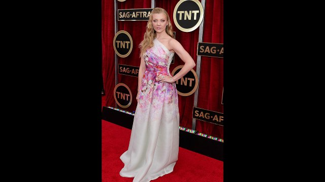 Natalie Dormer HOT and SEXY on SAG Awards 2015 Red Carpet - natalie dormer pretty pics