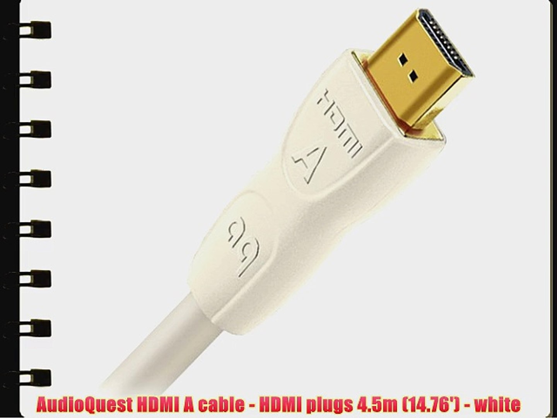 Audioquest HDMI-A 1 meter HDMI Cable