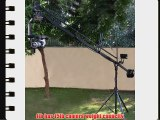 PROAIM Video Production 14-Foot Jib Arm with Jib Stand for cameras upto 15lbs