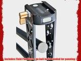 ePhotoInc New Portable DSLR Mini Jib Crane Video Camera Jib Video Jib Arm with 2 QR Plates