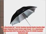 Limostudio New Photo Photography Video Studio Umbrella Continuous Lighting Light Kit Set- Lighting