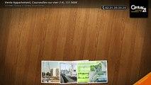 Vente Appartement, Courseulles-sur-mer (14), 151 000€