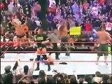 WWE DX triple h vs shawn michaels vs john cena vs ric flair vs edge vs randy orton vsbig show