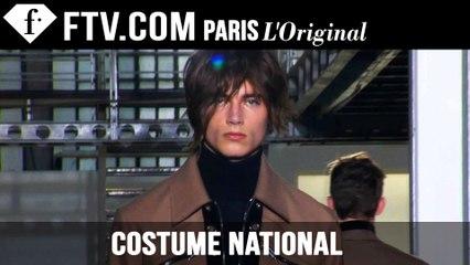 Costume National Men Fall/Winter 2015-16 | Milan Men's Fashion Week | FashionTV