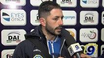 Fidelis Andria - Pomigliano 2-1 | Post Gara Nicola Strambelli - Fidelis Andria