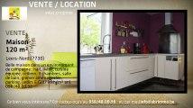 A vendre - Maison - Leers-Nord (7730) - 120m²