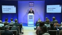 Voeux des Entreprises du Médicament à la presse le 22 janvier 2015 - Discours de Patrick Errard, Président du Leem