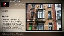 A vendre - Autre - Etterbeek - Etterbeek (La Chasse) (La Chasse) - Etterbeek (La Chasse) (1040) - 165m²