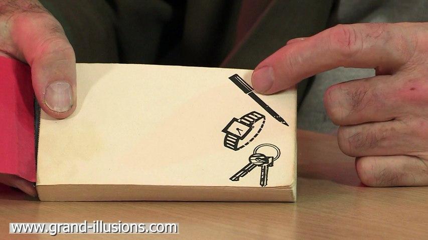 Magic Flip Book