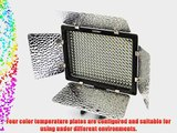 YONGNUO YN300 300 LED Video Light for Canon Nikon Olympus DV Camcorder and Digital SLR Cameras
